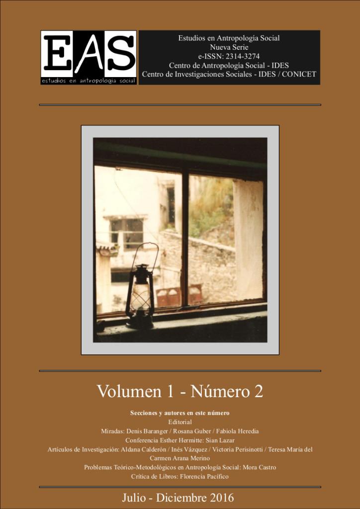 volumen 1 nro 2